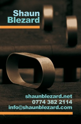 Shaun Blezard Business Card