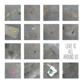 Love Is All Around Us - Rosanne Robertson